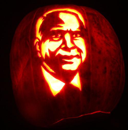 Pumpkin mccain
