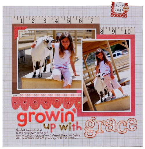 Growin up with grace