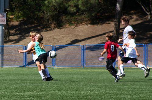Soccer four