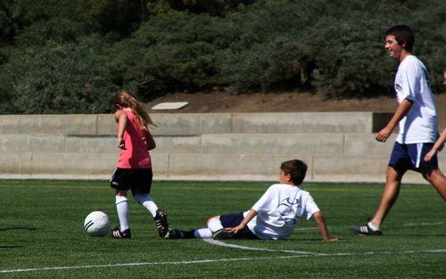 Soccer seven