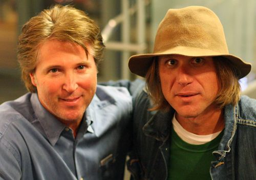 Todd and tom