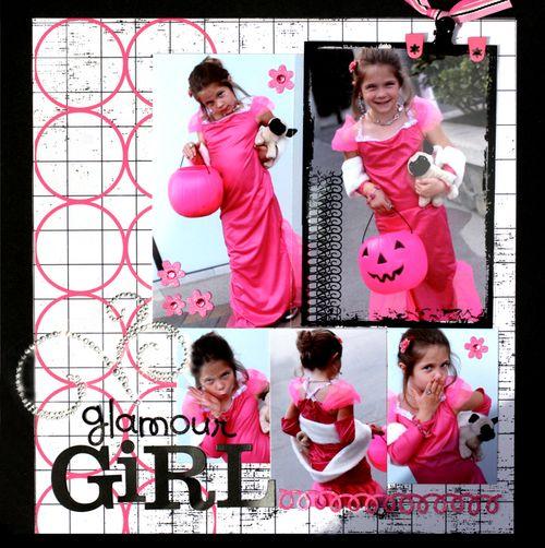 Glamour girl take two