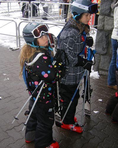 Ski one