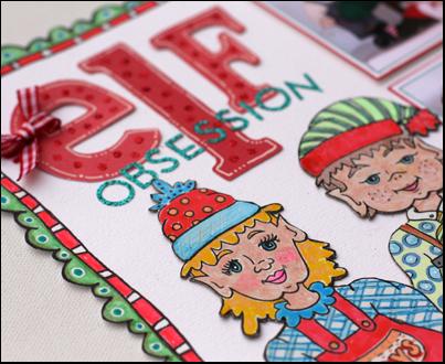 Elf obsession detail