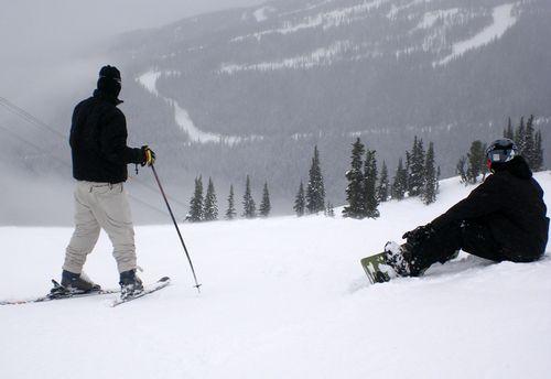 Ski five