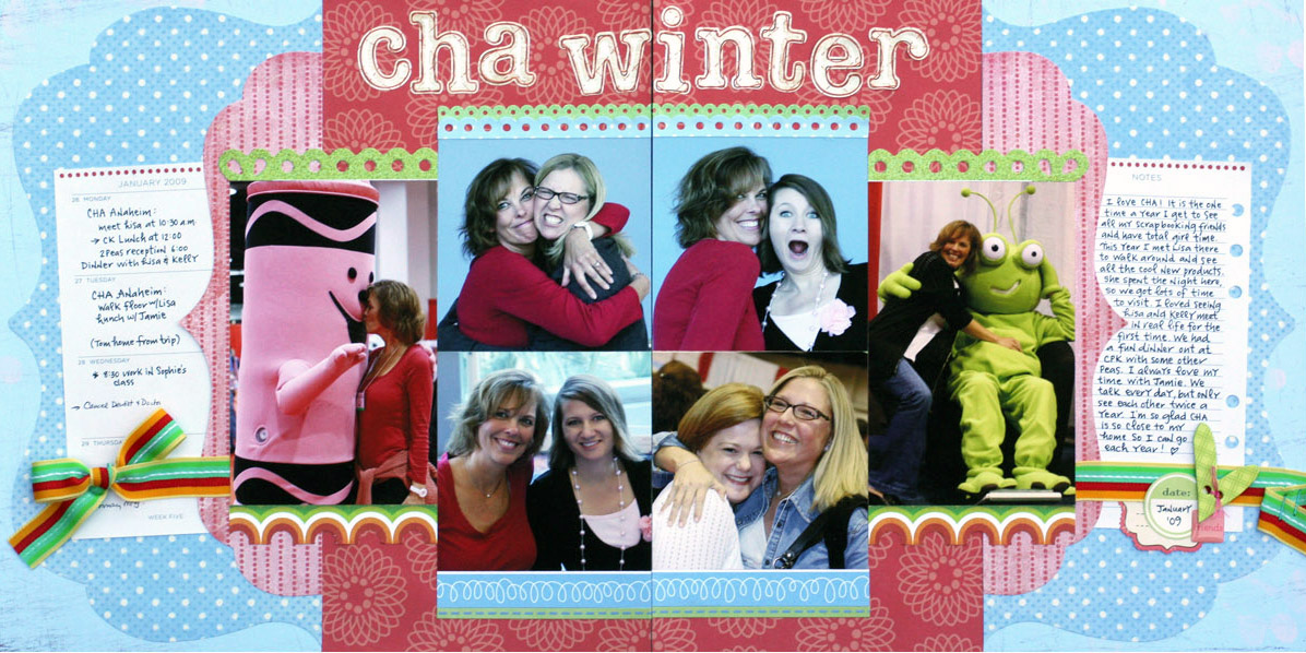 Cha winter