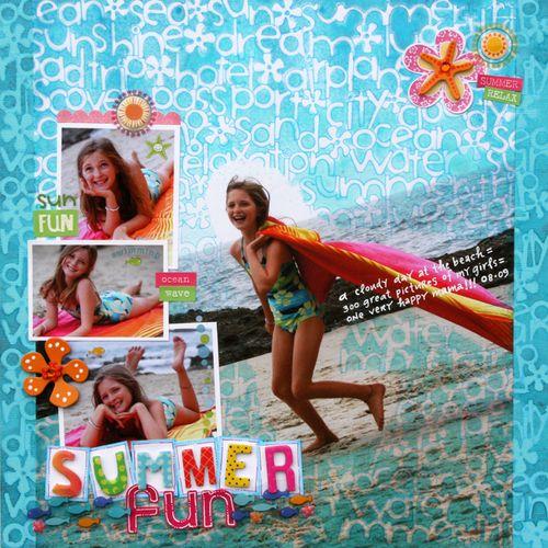 Summer fun final