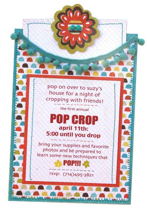 Popcrop invitation