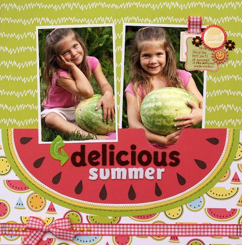 Delicious Summer