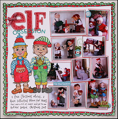 Elf obsession