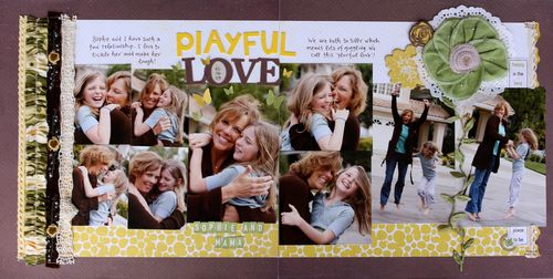 Playful love