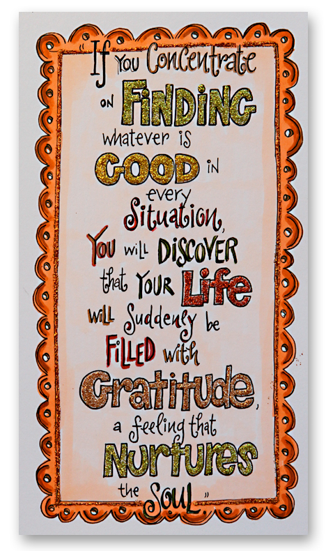 Gratitude quote three