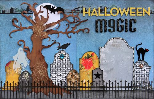 Halloween magic version two