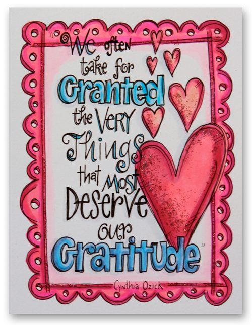 Gratitude quote four