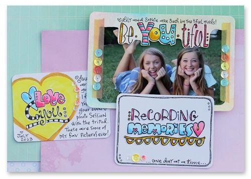 Pl cards together