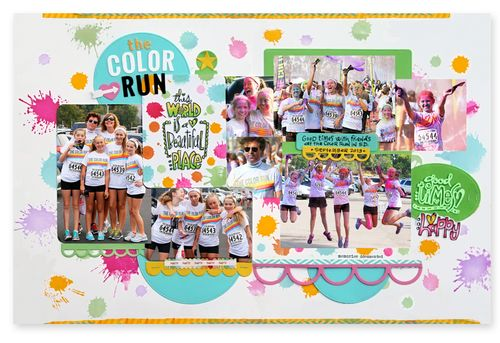 The color run final