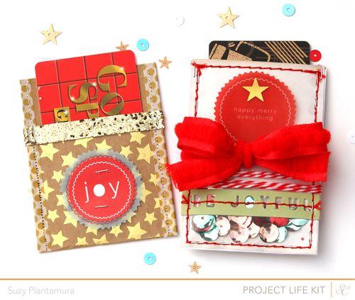 Gift card holders 2