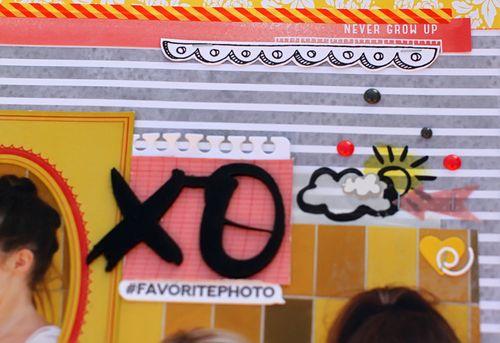 Xo layout close up 2