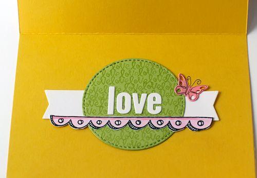 feb flower card inside