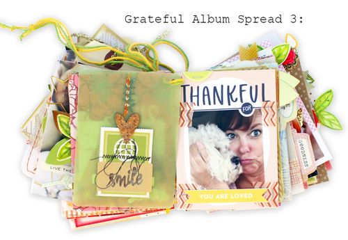 Grateful Album Spread Three