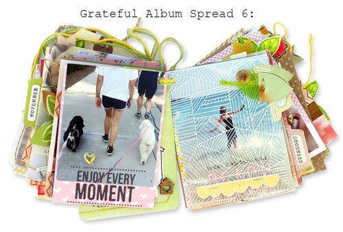 Grateful Album Spread Six