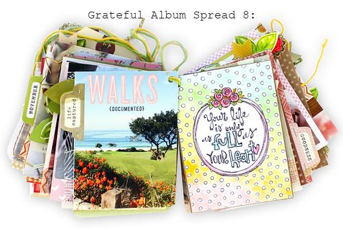 Grateful Album Spread Eight