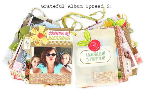 Grateful Album Spread Nine