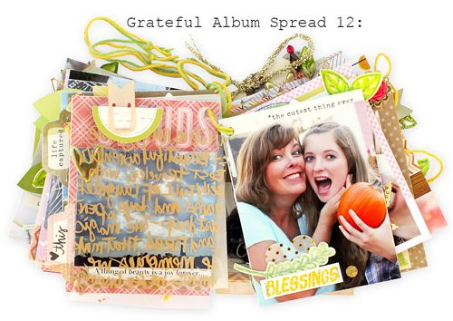 Grateful Album Spread Twelve