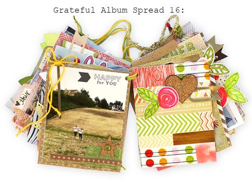 Grateful Album Spread 16