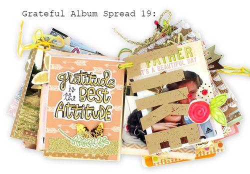 Grateful Album Spread 19