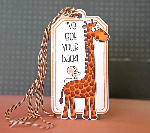 I've Got Your Back Tag 3