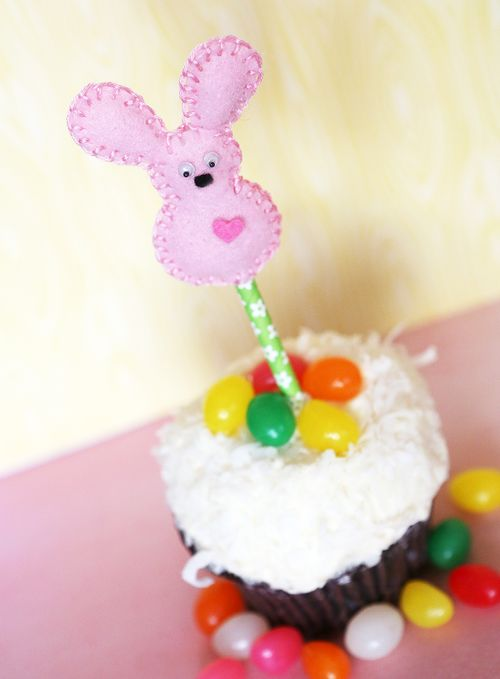 Cupcake bunny 2