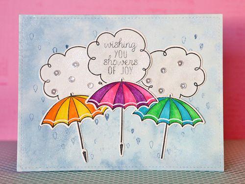 Wishing You Showers of Joy