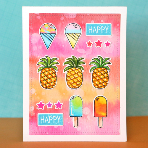 Happy happy card