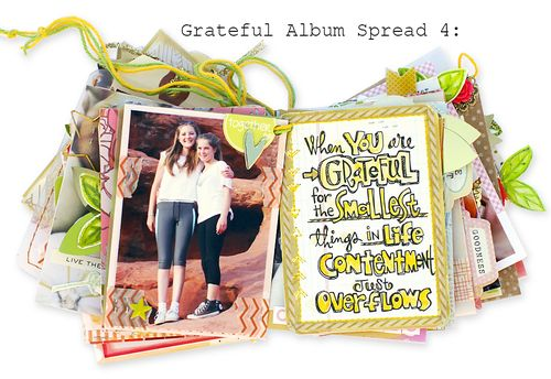 Grateful Album Spread Four