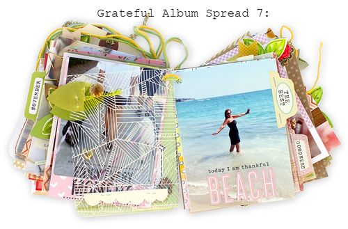 Grateful Album Spread Seven