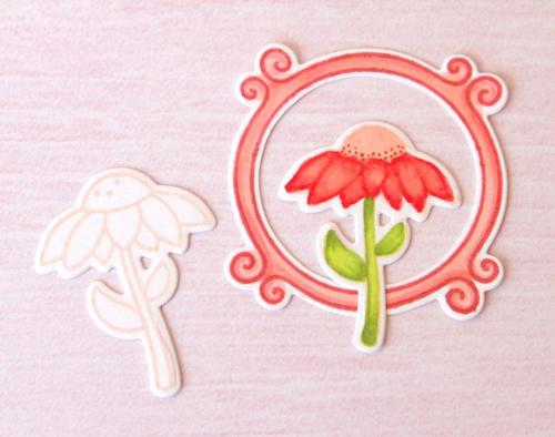 Mushroom card step 5