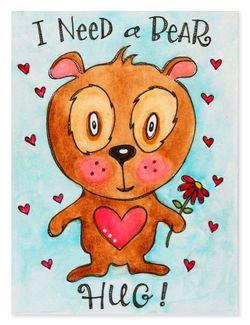 Doodle card 9