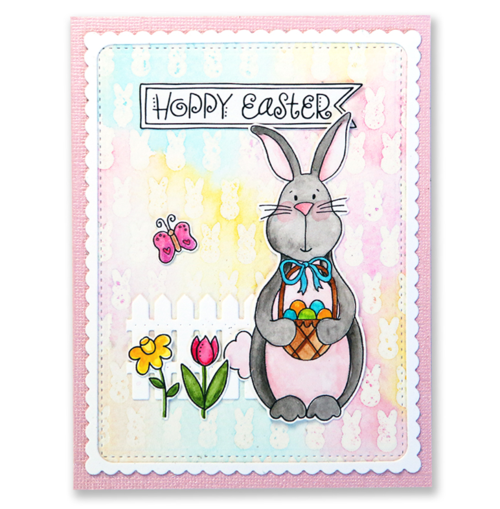 Hoppy Easter 2 Card