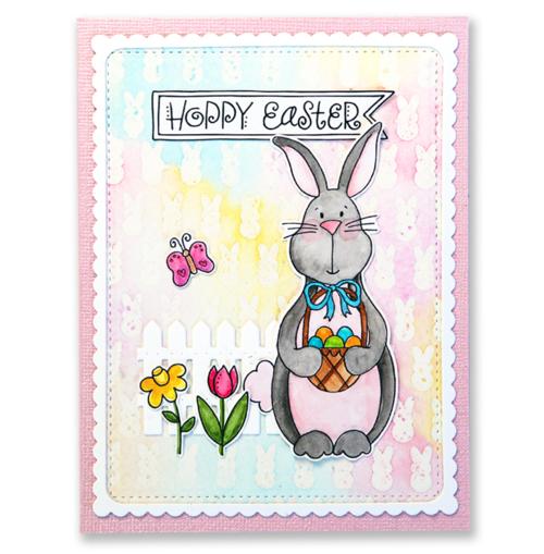 Hoppy Easter 2 Card