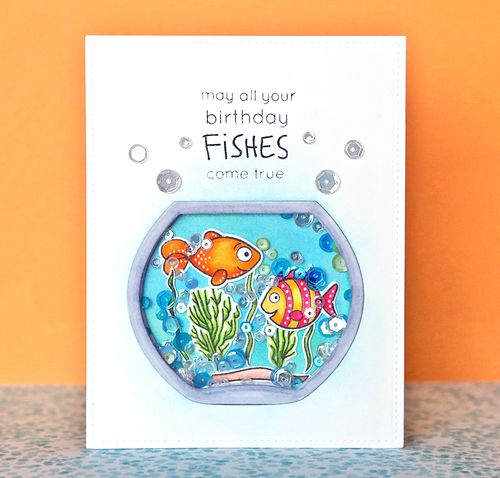 May All Your Birthday Fishes Come True