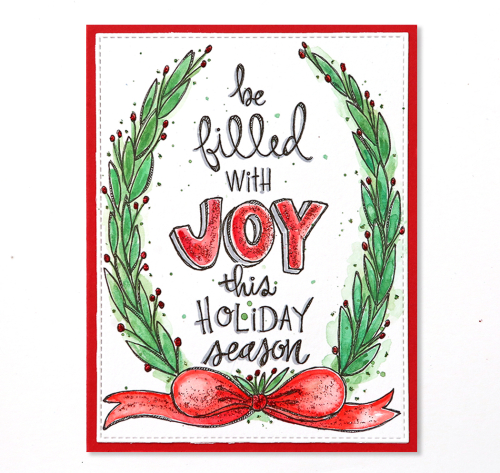 Be filled with joy this holiday season