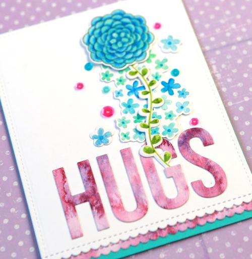 Hugs 2 close up