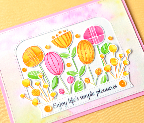 Enjoy Life's Simple Pleasures CU