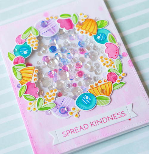 Spread Kindness Close UP