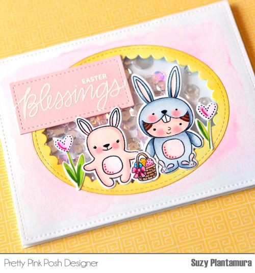 Easter Blessings Shaker 2