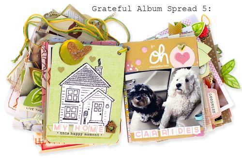 Grateful Album Spread Five