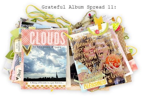 Grateful Album Spread Eleven