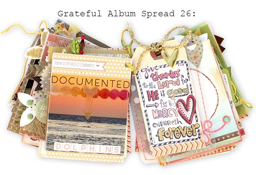 Grateful Album Spread 26