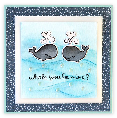 Whale you be mine 1